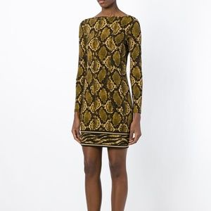 MICHAEL Michael Kors python dress